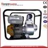 4 pulgadas gasolina bomba de agua, riego agrícola, la bomba de motor de gasolina