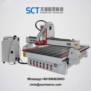 Macchinario di disegno di serie del router di CNC della strumentazione di CNC nuovo Sct 1530