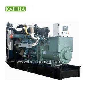Geöffneter Typ Diesel-Generatoren des China-Hersteller-400kw/500kVA Doosan