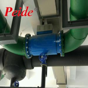 Removedor do trocador de calor do sistema de limpeza do tubo do condensador