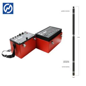 試錐孔調査のための地球物理学装置および試錐孔調査のよく記録装置および井戸の記録システム