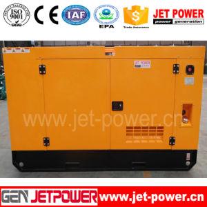 Vendita diretta della fabbrica un generatore diesel silenzioso da 125 KVA in Myanmar