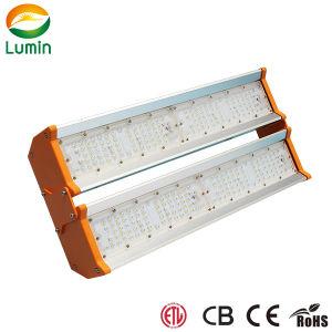 200W con protección IP65 No-Flicker LED lineal Industrial de la luz de la Bahía de alta