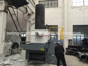 크거나 큰 LDPE HDPE 관 슈레더 또는 쇄석기