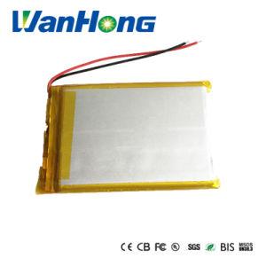 604060 de 3.7V 1500mAh Batería de polímero de litio para DVD MP3