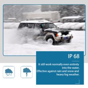 Jeep Cherokee Xj YjのためのDRLの最も明るい5X7 7X6の二重ビーム密封されたビームプロジェクタートラックLEDのヘッドライト