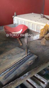 De Elektrode Aws 6013 van de Stok van het Lassen van Manaufacturer de Elektrode van het Lassen