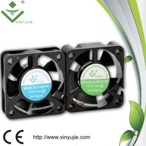 Elektrizitäts-axialer Ventilator 30X30X10 der 30mm Batterie-12V
