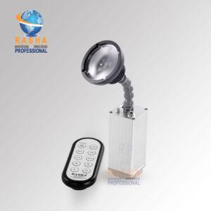 Warmwhite Zoom de 10W Batería etapa Pinspot Wireless LED de luz