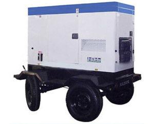 De draagbare Motor van Diesel /Trailer Genset 25kVA Cummins van de Generator