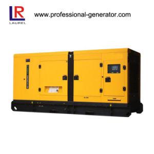 50Hz 1500rpm Stille Diesel 3phase 180kw Generator