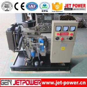10kw 10kVA Type Mobile générateur de moteur diesel silencieux