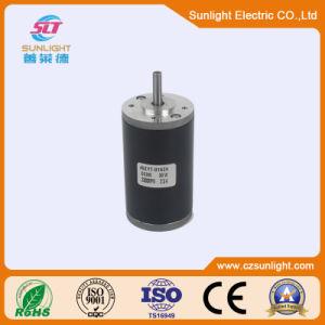 12V/24V DC Motor Eléctrico del Motor Motor de cepillo para herramientas eléctricas