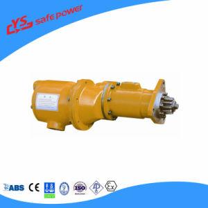 Tmy Serie, die Leitschaufel-Pressluftmotor für Dieselmotoren anstellt