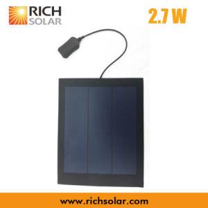 5 В мини-переносные солнечные энергии генератора (2.7W)