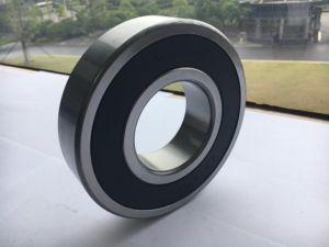 Rodamiento de bolas de ranura profunda 6011 2RS rolamento 55X90X18 de cojinete de f&D.