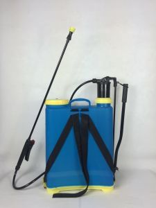 16L Agricultura Mochila mochila de mano Herramienta Pulverizador de presión (3WBS-16E)