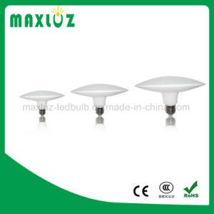LED de 15W arvorando Pires Shape UFO Luz com 2 anos de garantia