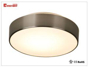 勝利新しい現代簡単な様式LEDの屋内天井のガラス軽いランプ