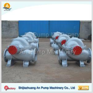 Einzelnes Stadiums-doppelte Absaugung-verteilendes Wasser-Pumpe