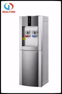 Quente e Frio Refrigeração do compressor Floor-Standing dispensador de água com sistema de proteção