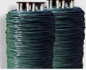 Collegare del legame ricoperto PVC/collegare rivestito di plastica del legame di torsione