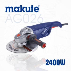 Outil d'alimentation Makute 2400W meuleuse d'angle (AG026)