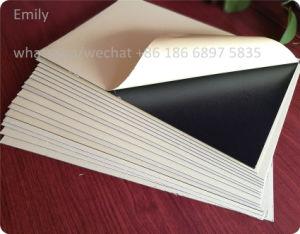 1mm 1,5 mm, PVC autoadhesivo hoja para el Álbum de fotos