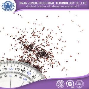 La KOC/Fournisseur/sablage au jet de sable de couleur rouge grenat 3060mesh avec l'ISO
