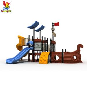 Детей в парк развлечений Playsets детских садов для детей игрушки слайд игры для использования вне помещений игровая площадка оборудование пиратских судов Corsair лодки