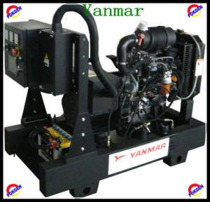 Yanmar 디젤 엔진 발전기 (POK12GF2)