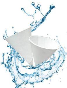 1.5-14automática oz Copa do papel de água do Cone de máquina (ZBR)