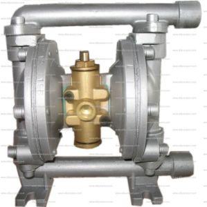 공기에 의하여 운영하는 두 배 격막 펌프 (QBY/HBY)