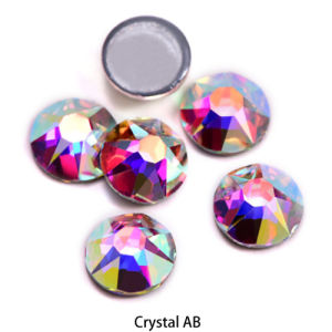 Strass Kingswick 2088 Crystal Ab 8 больших 8 небольших горячий утюг на Flatback Fix Rhinestone Crystal стразами для танцев платья