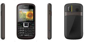 Mini-Teclado Qwerty Telefone móvel com TV, Java, Duplo SIM (K370)