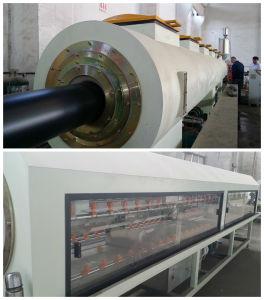 máquina de tubos de diâmetro grande de HDPE