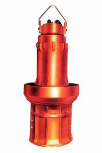 Qz/Qh versenkbares axiales/mischte Fluss-Pumpe