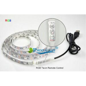 IP20 LED 5V IP65 Noite Faixa de LED USB flexível da lâmpada de Stop