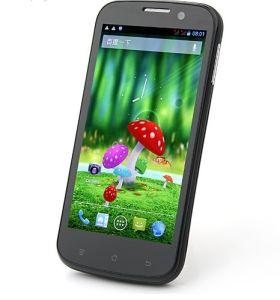 Star One B943 B94m 4.5 Pantalla IPS de cuádruple núcleo MTK6589 Smartphone cámara Dual 1GB de RAM 4 GB de ROM
