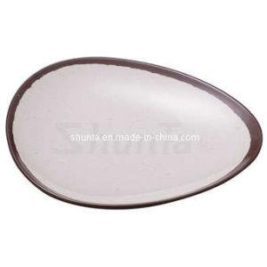 100 % de la mélamine vaisselle -  Des milliers de montagnessérie La plaque de mélamine /Food-Grade mélamine vaisselle (CS1308)