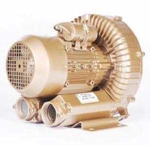 De alta presión de 2,2 kw remolino de la acuicultura de la bomba de aire