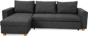 حديثة يعيش غرفة أثاث لازم ركن أريكة محدّدة نائم أريكة مع تخزين عمل