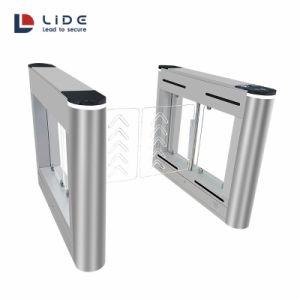 Pasaje peatonal la Dirección de Inteligencia empresarial integrada RFID Barrera Puerta torniquete de la velocidad de giro