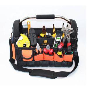Большая емкость Professional ремесленник водонепроницаемый водопроводчик инструмент сумку с ручкой
