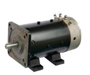48V DC de 4 kw Motor eléctrico para el coche eléctrico (DC24-4-24A2).