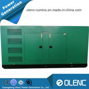 Fabrikant & Leveranciers van Stille Elektrische Generators 200kVA