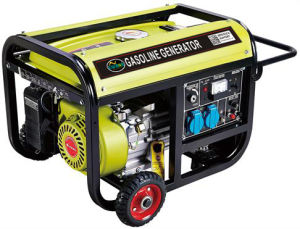 208kw 7HPガソリン発電機の携帯用発電機の価格
