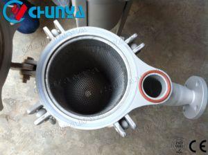 Huisvesting van de Filter van de Zak van het roestvrij staal de Enige voor Industrieel