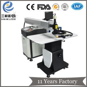 Fabricante China soldadora láser de 400W para letras de canal