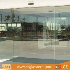 ガラスドアのための低い鉄超明確な緩和された強くされたガラス